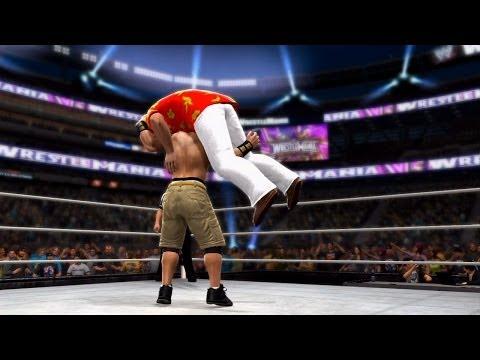 Xxx Mp4 WWE WrestleMania XXX Bray Wyatt Vs John Cena Part 2 WWE 2K14 HD 3gp Sex