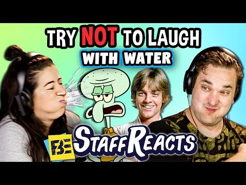 Try to Watch This Without Laughing or Grinning WITH WATER 4 ft. FBE STAFF