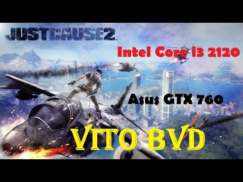 Xxx Mp4 Just Cause 2 Intel Core I3 2120 Asus GTX 760 2G FPS 3gp Sex
