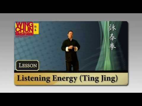 Ting Jing: Letting Them Tell You How to Hit Them