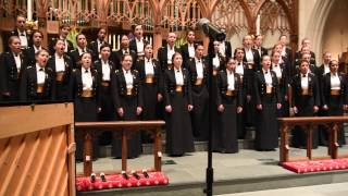 USNA Women's Glee Club, Above the Hills of Time, 3-14-15