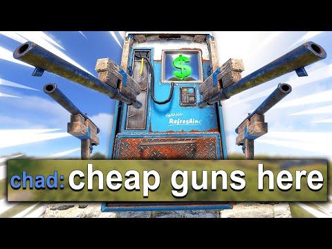 The Rust Trap Base Shop