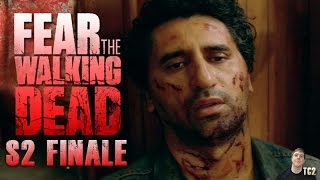 Fear The Walking Dead Season 2 Double Finale - 'Wrath' and 'North' Review