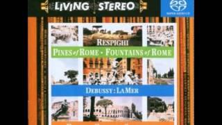 Claude Debussy LA MER Fritz Reiner C.S.O, 1960 RCA Parte 1 sacd rip