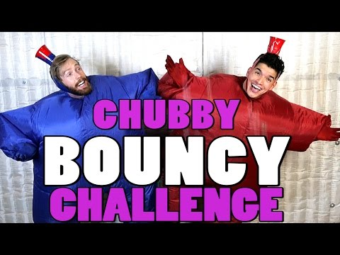 CHUBBY Bouncy Ball Challenge