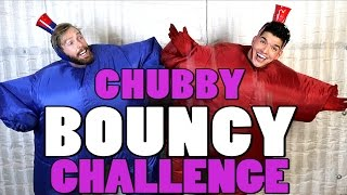 CHUBBY Bouncy Ball Challenge!