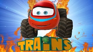 Train Cartoon / Kids Cartoons Full Episodes / Love, or Not