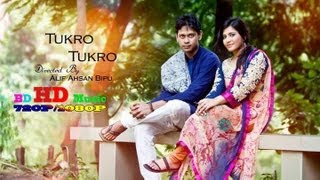Tukro Tukro (2013) Ayon Ft Aurin - Bangla Music Video  [HD 720p]