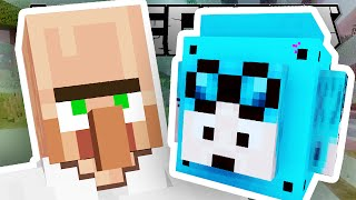 Minecraft Lab | DANTDM LUCKY BLOCK EGGS!!