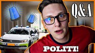 Stoppet Af POLITIET i Randers! (Stak Ikke Af...)
