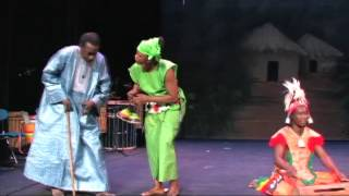 Legends of West Africa - Baö