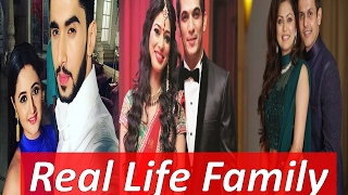 Real Life Family of Pardes Mein Hai Mera Dil Actors