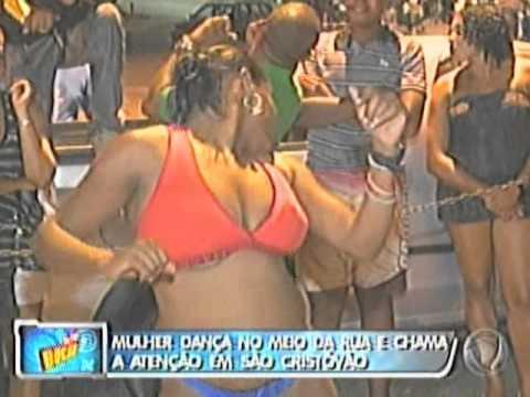Dançarina de São Cristovão • Salvador Bahia • Se Liga Bocão • 30 01 13