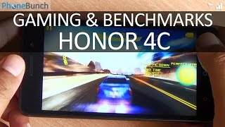 Huawei Honor 4C Gaming Review