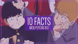 Mob Psycho 100: 10 Facts You Didn't Know