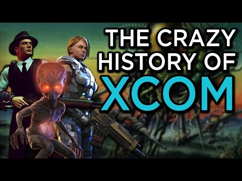 Xxx Mp4 The Crazy History Of The X COM Series 3gp Sex