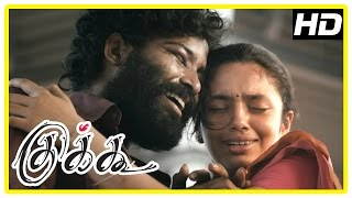 Cuckoo Tamil movie climax scene | Dinesh and Malavika unite | End Credits