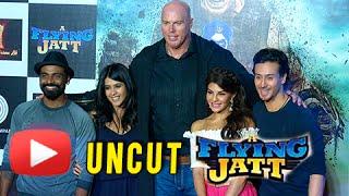 A Flying Jatt Trailer | Tiger Shroff, Jacqueline Fernandez | Launch Full Event UNCUT