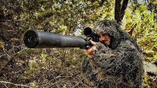 The Quietest Sniper Rifle Ever... and Why The Government Doesn't Regulate It...