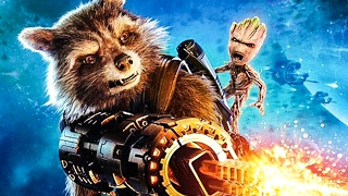 GUARDIANS OF THE GALAXY 2 All Movie Clips + Trailer (2017)