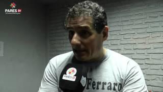 Ricardo Montes - DT y Mánager La Roca Boxing Club