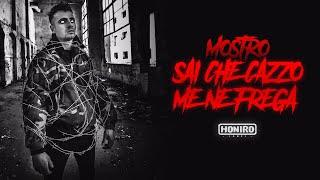 MOSTRO - 04 - SAI CHE CAZZO ME NE FREGA