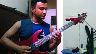 Amar Pothchola Solo Guitar Cover