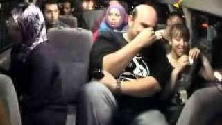 برنامج المقالب شيكروباص رمضان 2010 حلقه 16
