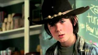 THE WALKING DEAD (CARL GRIMES - ANIMAL I HAVE BECOME)