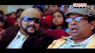 Sunil And Brahmanandam Best Comedy Scene In Ek Aur Qayamat Hindi dubbed Movie