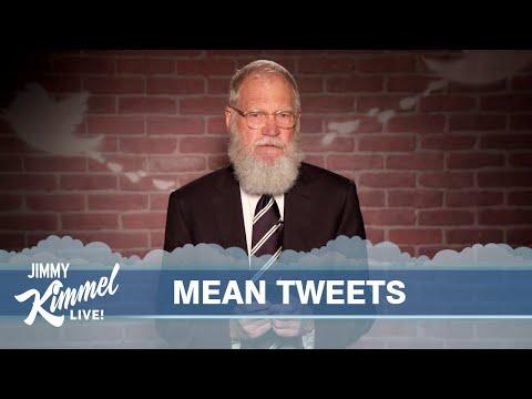 Mean Tweets – Jimmy Kimmel Edition