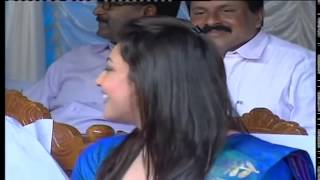 Oops Moment For Kajal Agarwal From Minister in Public Function