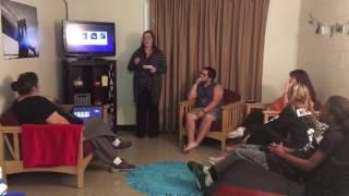 Persuasive speech Amber