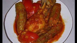 خورش کدو با مرغ Khoresh Kadoo ba Morgh