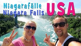 NIAGARAFÄLLE #2 in den USA / Niagara Falls USA