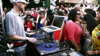 Chris Karns (fka DJ Vajra) LIVE @ The Do Over, Los Angeles
