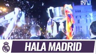 BEHIND THE SCENES: Copa del Rey Final 2014 Barcelona-Real Madrid