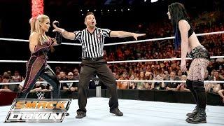 Natalya vs. Paige: SmackDown, October 29, 2015