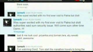 Shahrukh Angers Fans
