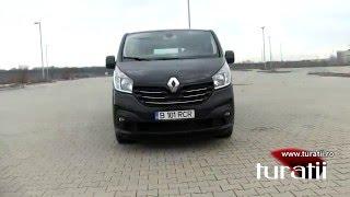 Renault Trafic Combi 1.6l dCi explicit video 1 of 4