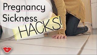 Pregnancy Sickness Hacks   Jaimie from Millennial Moms