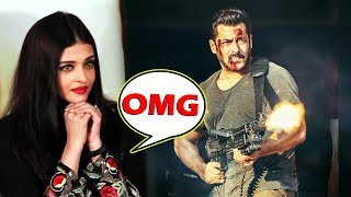 Aishwarya Rai REACTION On Salman Khan