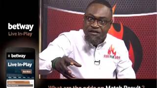 Fire 4 Fire on Adom TV (4-7-17)