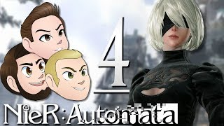 NieR Automata: Milk - EPISODE 4 - Friends Without Benefits