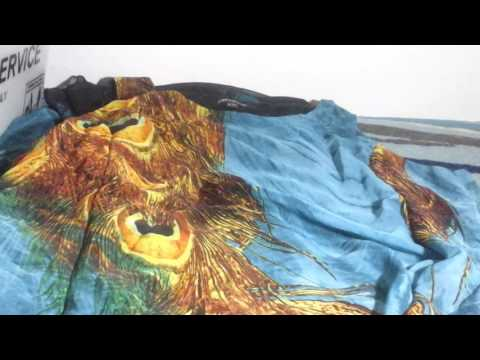 OMONSIM Women's Peacock Printed Paris Bohemian Summer Maxi Dress Plus size (XXX-Large, Peacork)Offer
