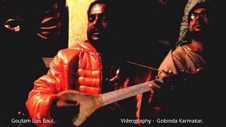 সোনার পাখি রবেনা তোর পচা খাঁচাতে _ Goutam Das Baul