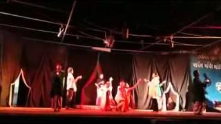 Kittonkhola-Jahangirnagar theatre er natok