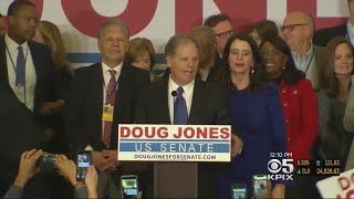 Turnout By Black, Women And Young Voters Lifted Doug Jones To Victory