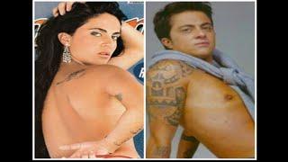 De mulherão sexy a homem estiloso: confira todas as transformações de Thammy Miranda