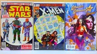 Comic Book Haul #102: HOT BOOK ALERT!